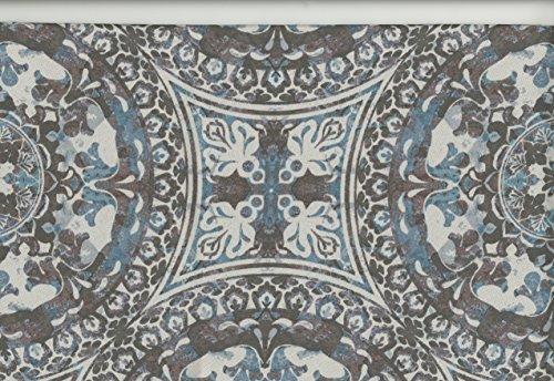 Eclipse Islington Room Darkening Single Room Darkening Window Curtain, 37x84, Spa by Eclipse Curtains (Image #1)