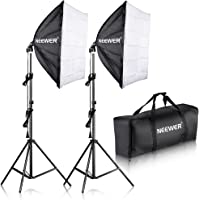 Neewer 700W Softbox Photography Lighting Kit