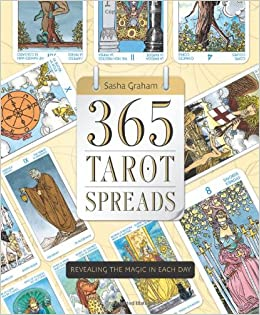 365 tarot spreads revealing the magic in each day