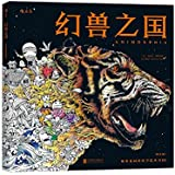 Animorphia: An Extreme Coloring and Search Challenge (Chinese Edition)