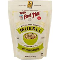 Bob's Red Mill Fruit & Seed Muesli, 14-ounce
