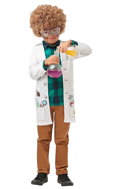 Rubies 640785L S - Chaqueta oficial de científico loco, uniforme ...