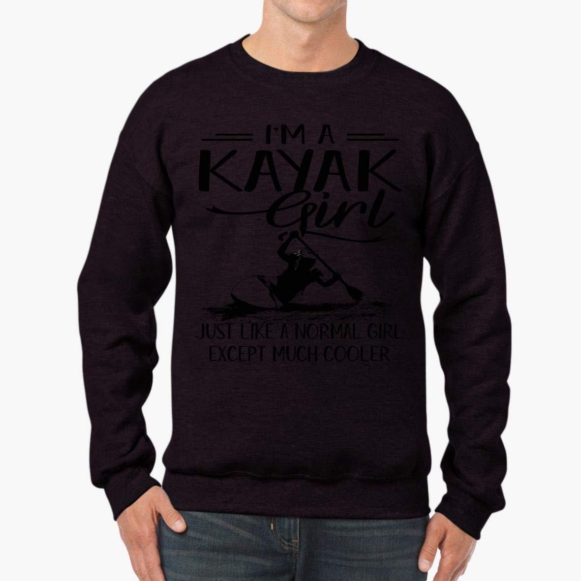 tee I/_m A Kayak Girl Unisex Sweatshirt