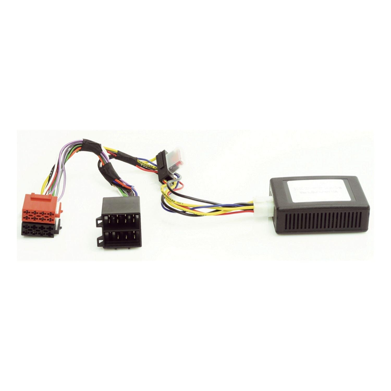 Caratec Install CI101S Spannungsstabilisator, ISO-Anschluss, fü r den Einsatz in Fahrzeugen, fü r Radio und Navigationssysteme