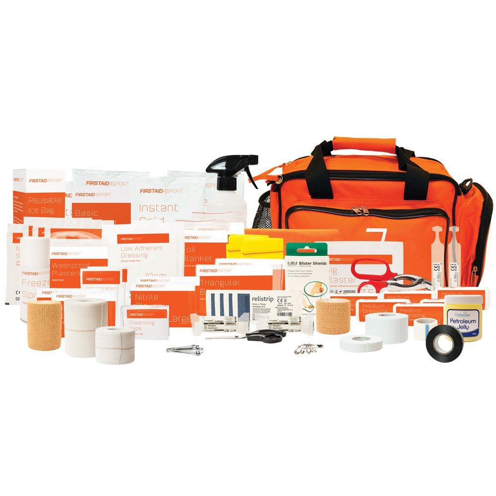Firstaid4sport Rugby First Aid Kit Advanced
