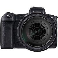 Canon EOS R Vollformat-Systemkamera (30,3 Megapixel, 8,01 cm (3,2 Zoll) Clear View LCD II, DIGIC 8, 4 K Video, WLAN, Bluetooth) Kit inkl. RF 24-105mm f/4 L IS USM und Bajonettadapter EF-EOS R