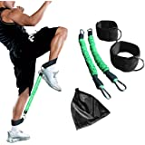 N3od3er Ankle Resistance Training Speed and Agility Training Tool Ankle Resistance Bands for Football Basketball Taekwondo Yoga Boxing Soccer Kick Boxing Thai Punch Karate Running
