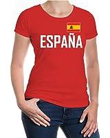 buXsbaum Girlie T-Shirt Spanien