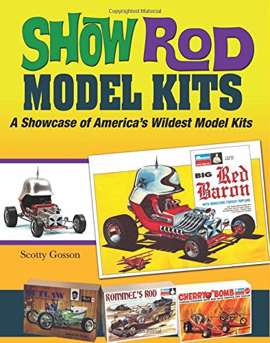 Show Rod Model Kits: A Showcase of America's Wildest Model K
