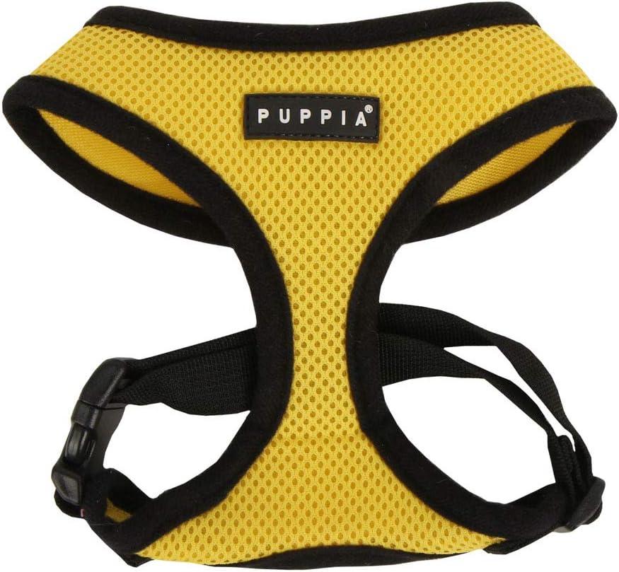 PUPPIA Arnés Suave Tipo Chaleco: Amazon.es: Productos para mascotas
