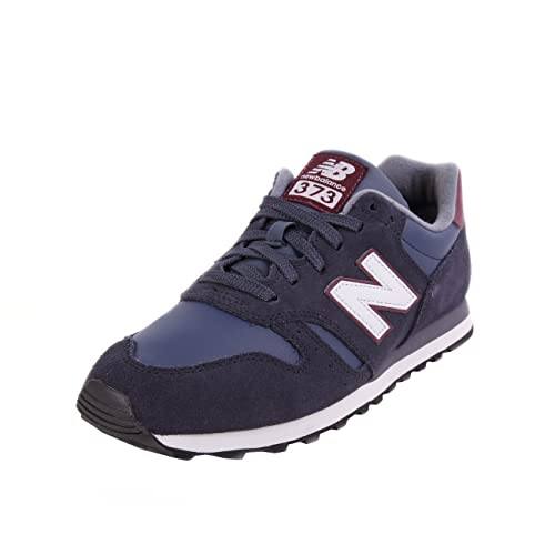 NEW Balance ml373 NSR Navy/Red Scarpe/sneaker