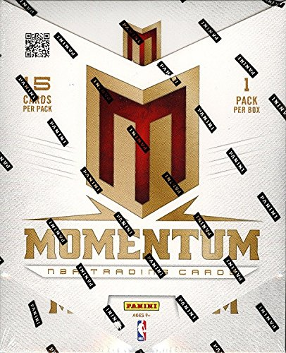 NBA 2012/2013 Panini Momentum Basketball Hobby Box by Panini