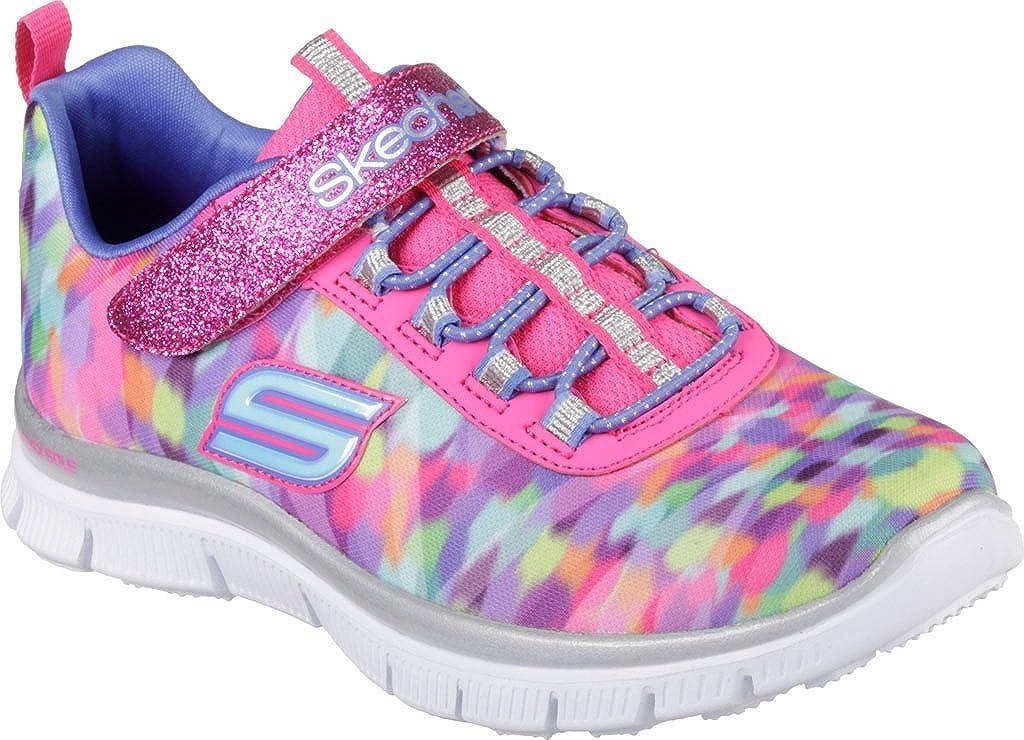 Skechers Girls Appeal Color Daze Trainer