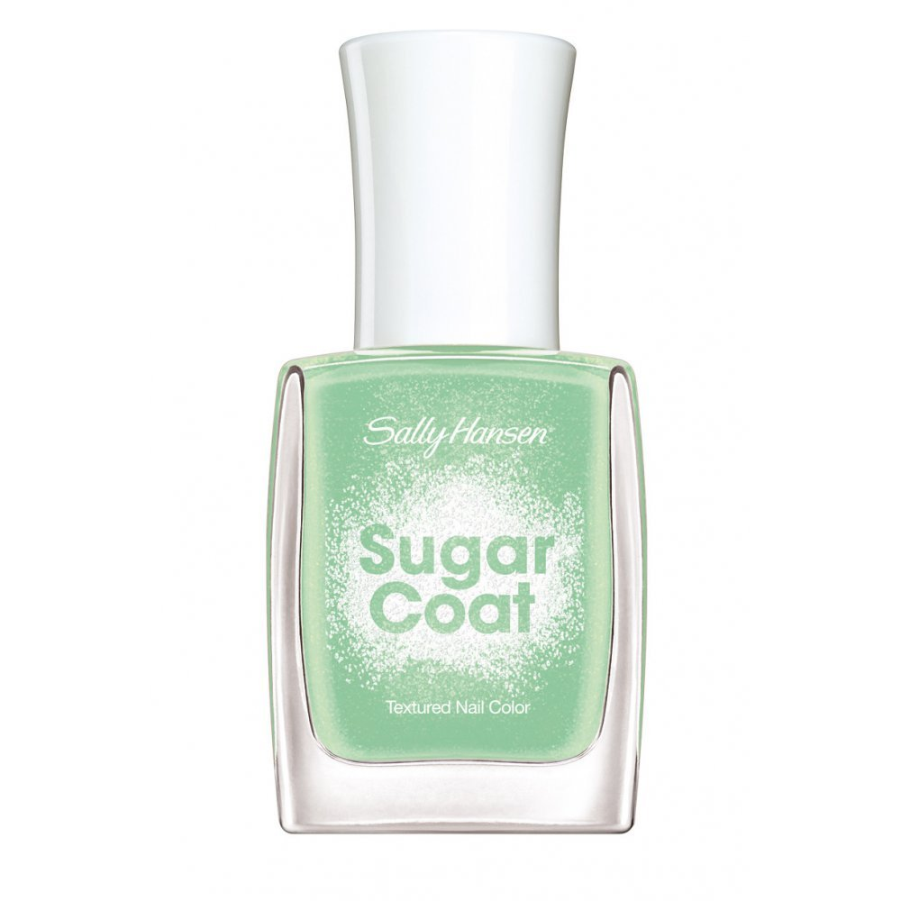 SALLY HANSEN Sugar Coat Special Effect Textured Nail Color - Sour Apple by Sally Hansen