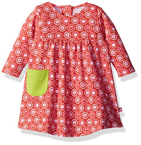 Zutano Baby Girls Little Pocket Dress