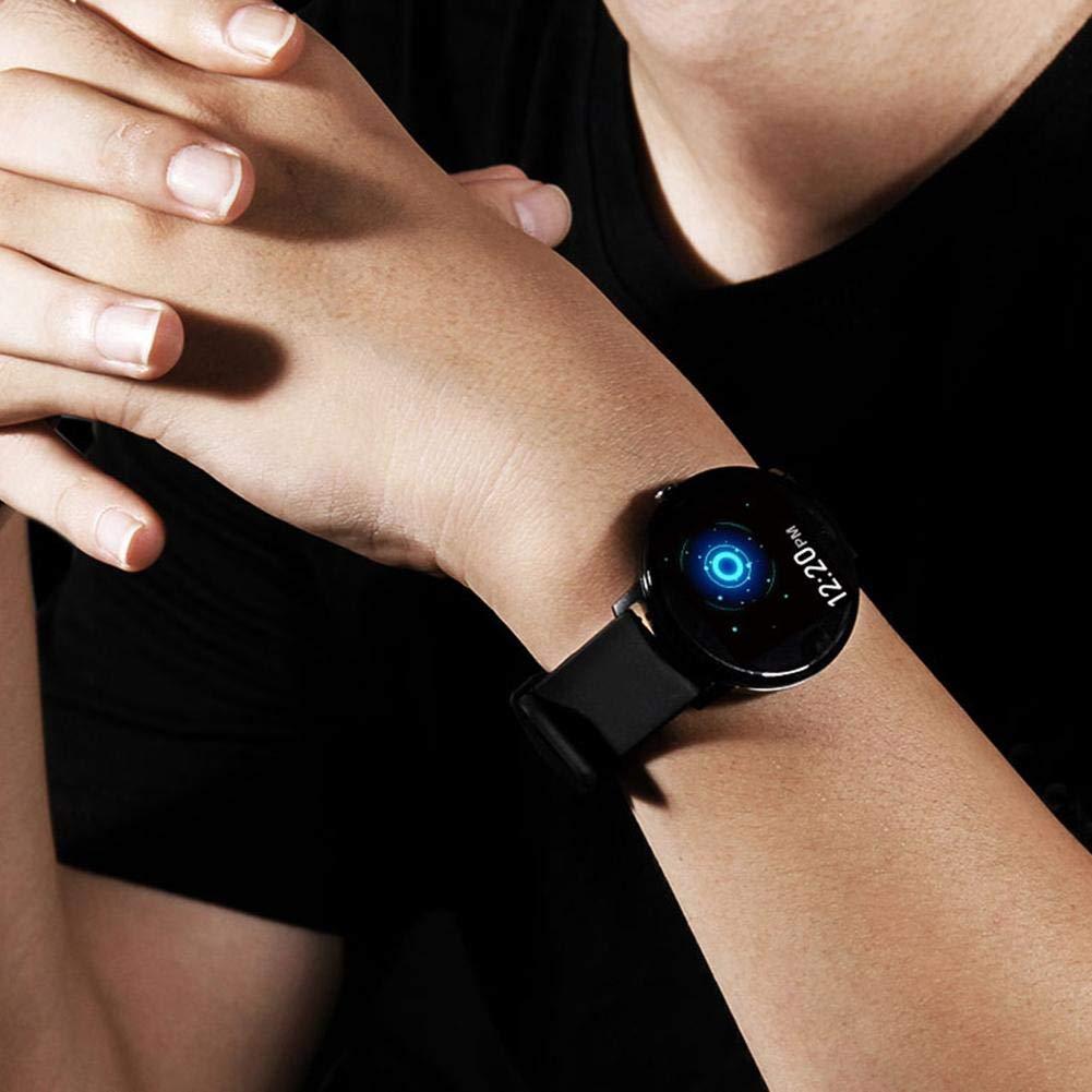 iBaste V11 Smartwatch con Luz de Respiración, Deportes Actividad ...
