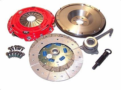Amazon.com: South Bend Clutch K70350F-HD-O Stage 2 Daily Clutch & Flywheel Kit - B7 Audi A4 2.0T FWD/Quattro 2.0T FSI: Automotive