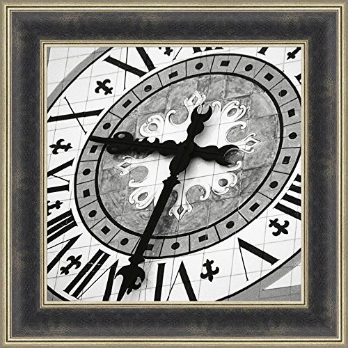 Pieces Of Time III by Tony Koukos Frame (Tony Koukos Pieces)