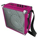 Polaroid PBT3003PK Wireless Bluetooth Amplifier Speaker (Pink)