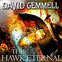 The Hawk Eternal: Hawk Queen, Book 2 Audiobook by David Gemmell Narrated by Adjoa Andoh