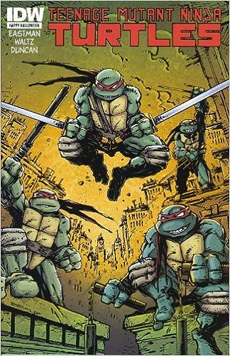 Teenage Mutant Ninja Turtles No. 1 Halloween Edition: Happy ...