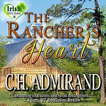 Free PDF Book The Rancher's Heart: Irish Western Series, Book 2