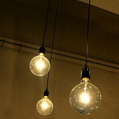 3 Tête Millésime Edison Multiple Ajustable Diy Araignées Lampes De