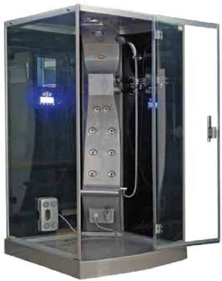 Cabina de ducha vapor de Niza: Amazon.es: Hogar