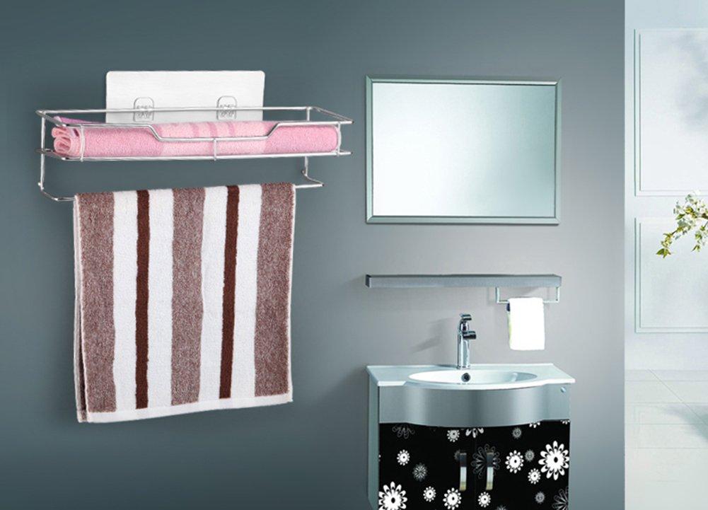 Mensole Da Bagno In Acciaio : Mobili bagno e accessori in acciaio di ikea ideare casa con