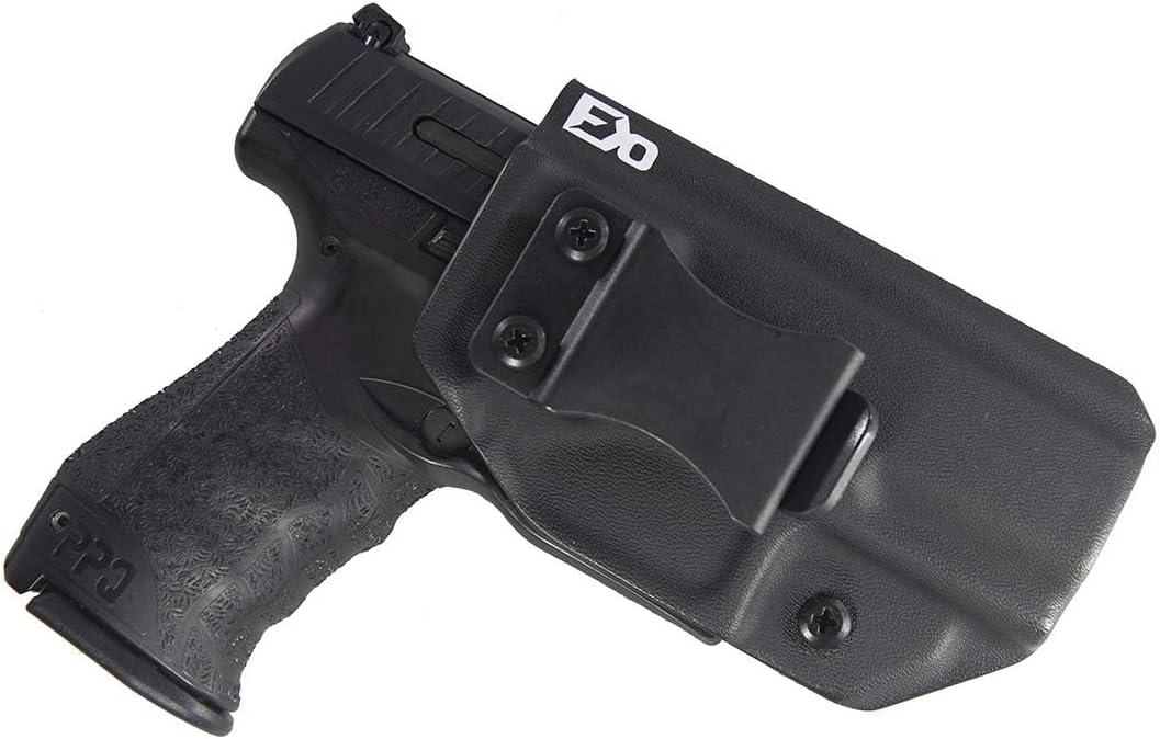 "Holsters4U Walther PPQ M1//M2 IWB KYDEX Holster 4/"" - 9MM"