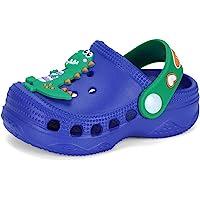 LACOFIA Zuecos de jardín para Infantil niños Sandalias Clogs de Playa/Piscina Antideslizantes Zapatillas de Verano para…
