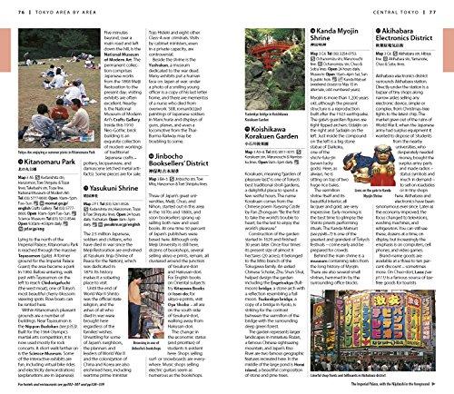 Dk Eyewitness Travel Guide Japan  Amazon Com