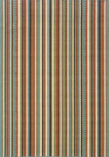 Oriental Weavers Montego 6996C Area Rug, 6-Feet 7-Inch by 9-Feet 6-Inch