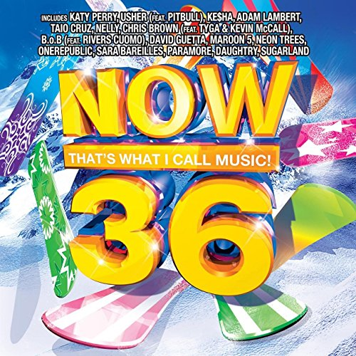 Now That's What I Call Music Vol. 36 (Free Digital Music)