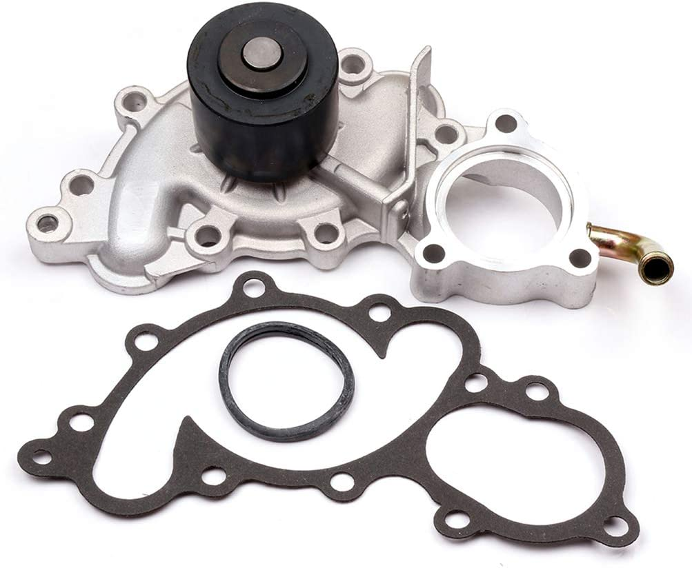ANGLEWIDE TS26240 ITM240 Timing Belt Water Pump Kits Replacement for 1993-1995 Toyota 4Runner 1993-1995 Toyota Pickup 1993-1994 Toyota T100