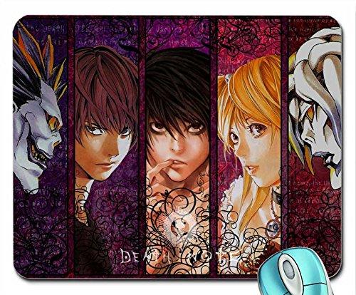 Price comparison product image Anime death note ryuk yagami light rem 1280x1024 wallpaper mouse pad computer mousepad