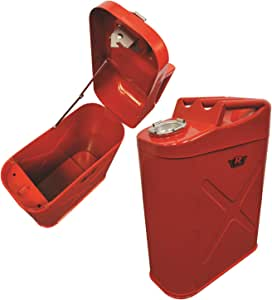 Rampage Products 86622 Red Universal Trail Can Storage Box