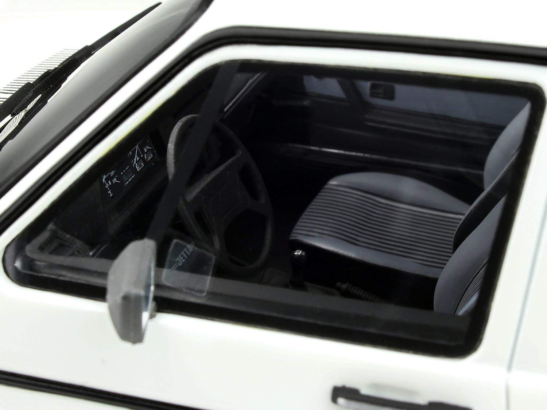 Ottomobile VW Jetta GLI MK1 1987 wei/ß Modellauto 1:18