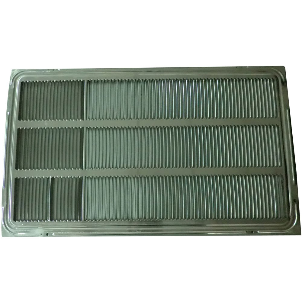 LG Stamped Aluminum Rear Grille for 26-inch Wall Sleeve - AXRGALA01 by LG B007PHNCN8