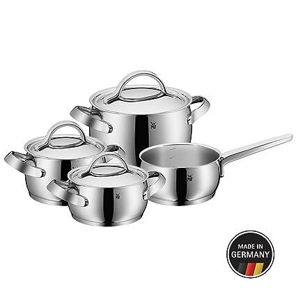 Compra WMF Concento Batería de Cocina (4 Piezas), Acero ...