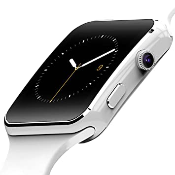 FLOVEME [ Smartwatches 1,54 Pulgadas Bluetooth Móviles Reloj ...