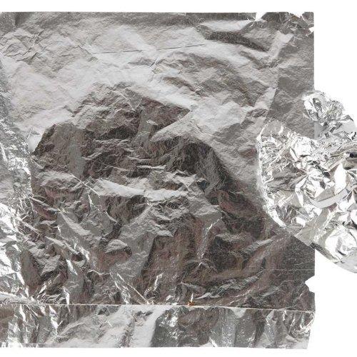 De 25 hojas de 16 x 16 cm imitación plateado de hojas de Tammy Smith se venden exclusivamente por amatole-Kei Creattiv 20483