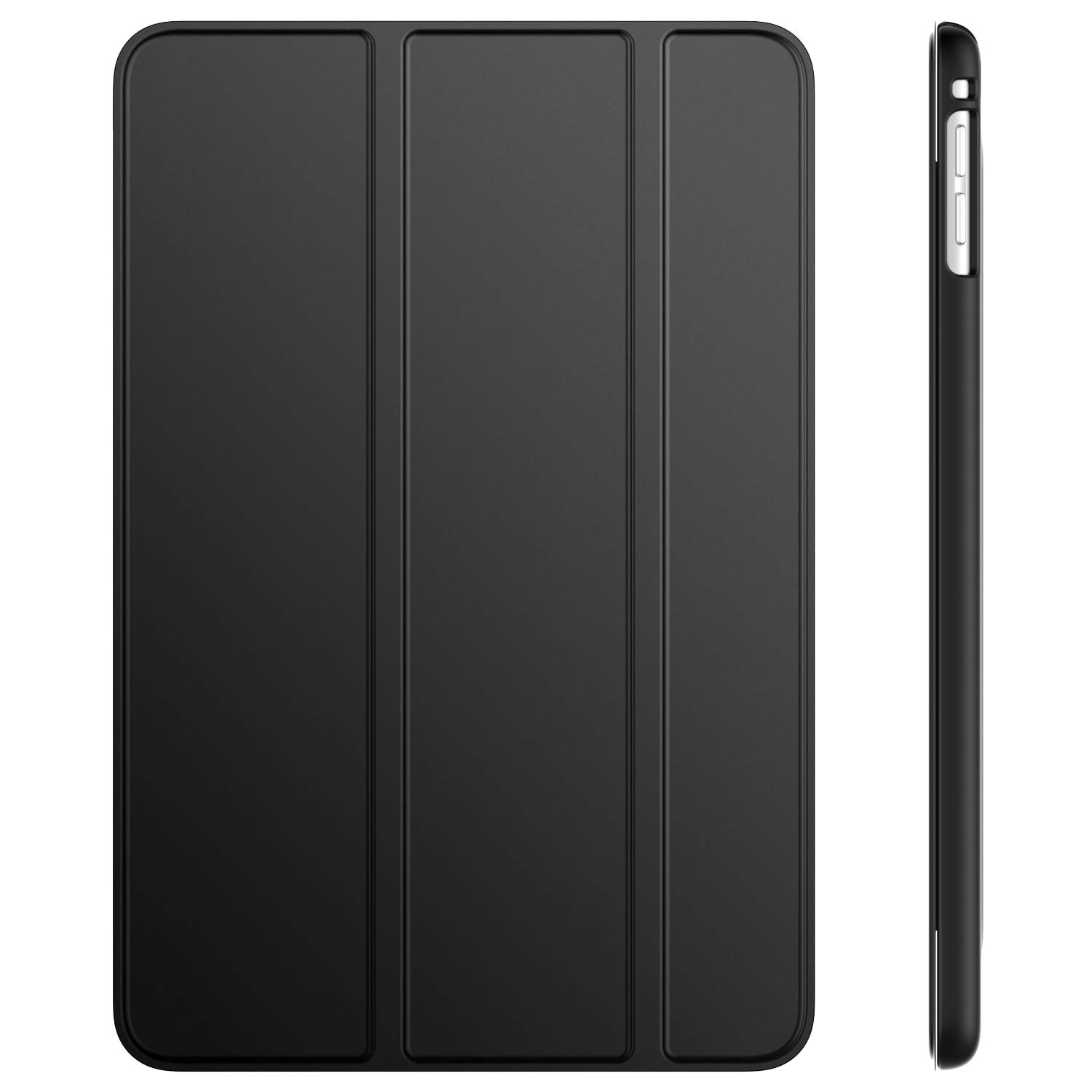 JETech Case for Apple iPad Mini 5 (2019 Model 5th Generation), Smart Cover with Auto Sleep/Wake, Black