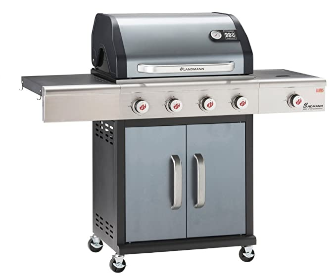 Landmann Gasgrill Deckel : Gasgrill barbecue of the champion pts anthrazit gratis dazu