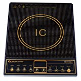 Bajaj Majesty ICX 6 WOV Plus 1600-Watt Induction Cooktop