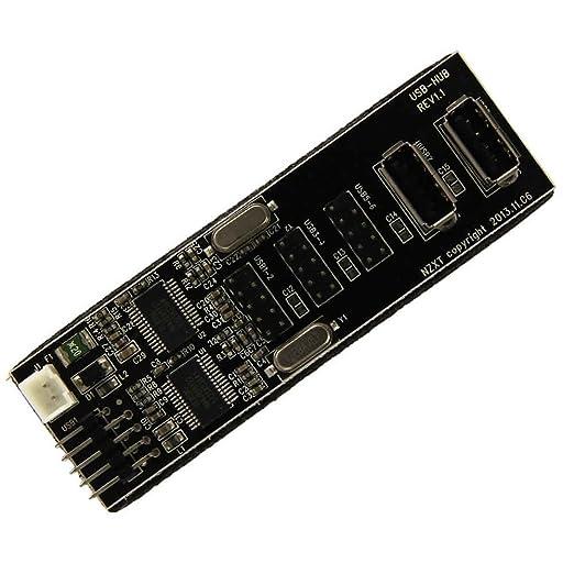 4 opinioni per NZXT Hub di espasione USB interno