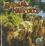 Animal Habitats, Julie K. Lundgren, 1617417327