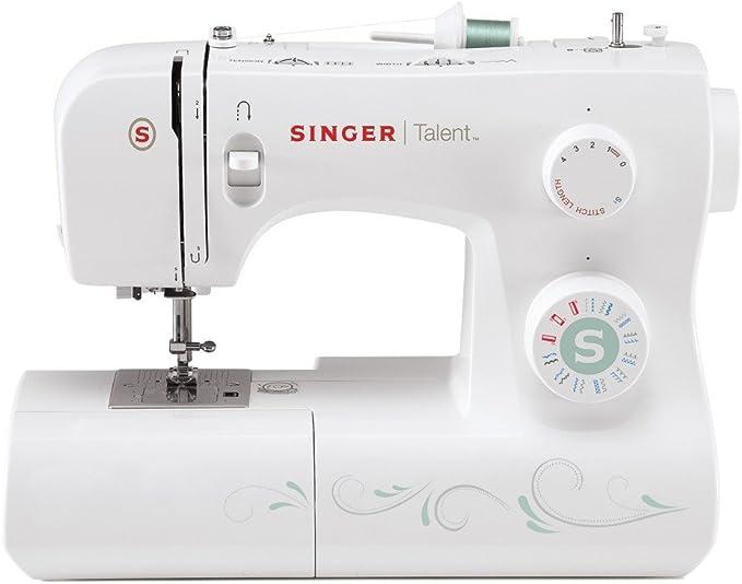Singer 7784317798999 - Talent 3321 - máquina de Coser: Amazon.es ...