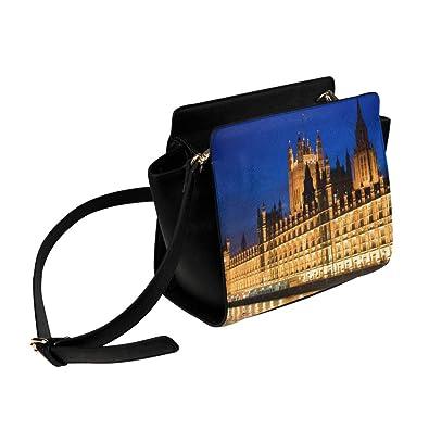 Rtosd Laser Crossbody Bag Gran gótico Arquitectura Iglesia ...
