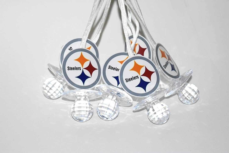 Amazon.com: 12 (piezas) collar de chupetes de fútbol para ...